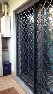 Cancello di sicurezza scorrevole