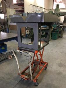 Lavori di carpenteria metallica a Bologna