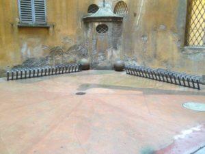 Realizzazione arredo urbano Bologna